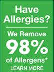 HAVE ALLERGIES graphic